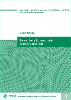 Bewertung kommunaler Wasserversorger von Borde,  Keno