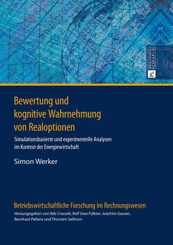 Bewertung und kognitive Wahrnehmung von Realoptionen von Werker,  Simon