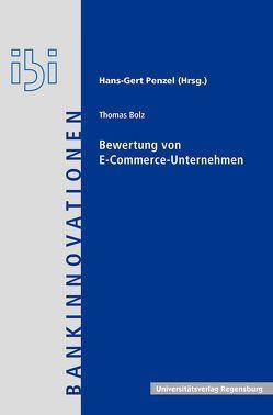 Bewertung von E-Commerce-Unternehmen von Bolz,  Thomas