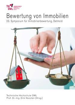 Bewertung von Immobilien von Noosten,  Prof. Dr.-Ing. Dirk