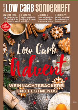 Bewusst Low Carb Sonderheft – Low Carb im Advent von Buss,  Oliver