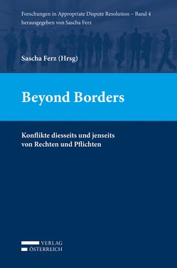 Beyond Borders von Ferz,  Sascha