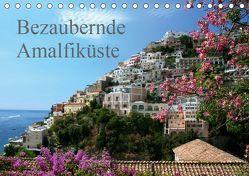 Bezaubernde Amalfiküste (Tischkalender 2019 DIN A5 quer) von Lantzsch,  Katrin