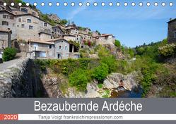 Bezaubernde Ardèche (Tischkalender 2020 DIN A5 quer) von Voigt,  Tanja