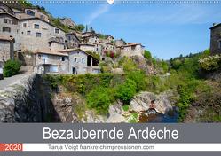 Bezaubernde Ardèche (Wandkalender 2020 DIN A2 quer) von Voigt,  Tanja