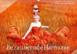 Bezaubernde Harmonie – Beautyfotografie phantastischer Welten (Wandkalender 2018 DIN A2 quer) von HETIZIA,  k.A.