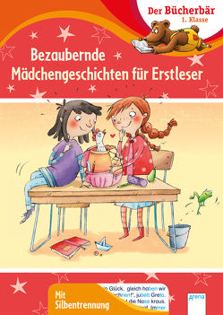 Bezaubernde Mädchengeschichten für Erstleser von Bruder,  Elli, Egger,  Sonja, Grimm,  Sandra, Kohl,  Daniela, Röhrig,  Volkmar, Seltmann,  Christian
