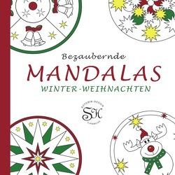 Bezaubernde Mandalas von Hinrichs,  Sannah