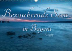 Bezaubernde Seen in Bayern (Wandkalender 2019 DIN A3 quer)