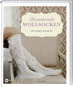 Bezaubernde Wollsocken von Ojanperä,  Merja