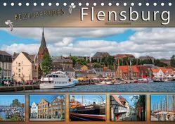 Bezauberndes Flensburg (Tischkalender 2018 DIN A5 quer) von Roder,  Peter