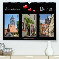 Bezauberndes Meißen (Premium, hochwertiger DIN A2 Wandkalender 2020, Kunstdruck in Hochglanz) von Roder,  Peter
