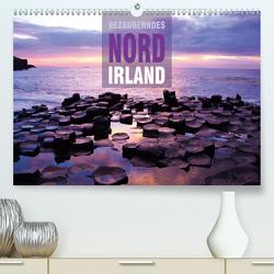 BEZAUBERNDES NORDIRLAND (Premium, hochwertiger DIN A2 Wandkalender 2021, Kunstdruck in Hochglanz) von G.,  Sonja