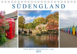 Bezauberndes Südengland (Tischkalender 2019 DIN A5 quer) von Schnitzler,  Harald