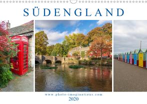 Bezauberndes Südengland (Wandkalender 2020 DIN A3 quer) von Schnitzler,  Harald
