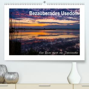 Bezauberndes Usedom (Premium, hochwertiger DIN A2 Wandkalender 2021, Kunstdruck in Hochglanz) von Dumke,  Andreas