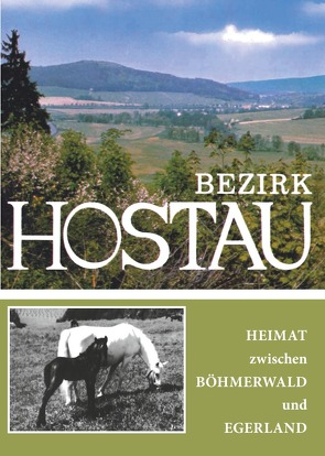 Bezirk Hostau von Stippler,  Stefan