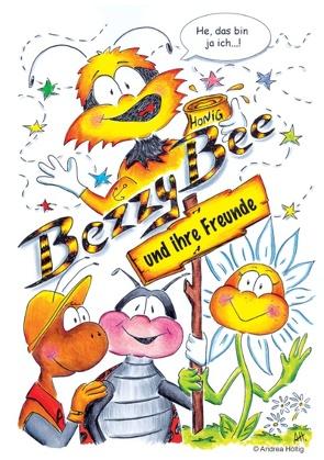Bezzy Bee von Höltig,  Andrea