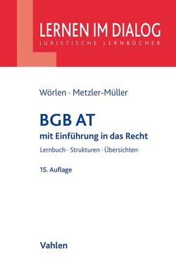 BGB AT von Metzler-Müller,  Karin, Wörlen,  Rainer