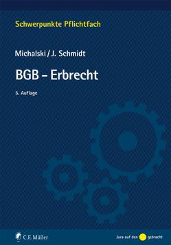 BGB-Erbrecht von Michalski,  Lutz, Schmidt,  Jessica