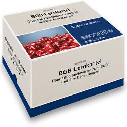 BGB-Lernkartei von Diringer,  Arnd