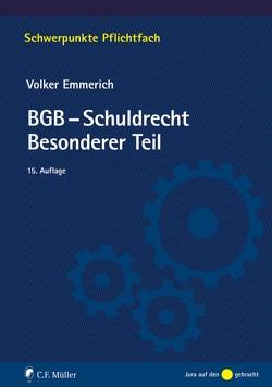 BGB-Schuldrecht Besonderer Teil von Emmerich,  Volker