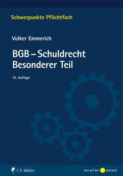 BGB-Schuldrecht Besonderer Teil von Emmerich,  Volker, Podszun,  Rupprecht