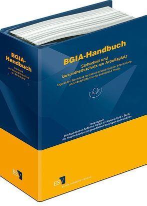 BGIA-Handbuch Sicherheit und Gesundheitsschutz am Arbeitsplatz von Blome,  H., Reinert,  D.