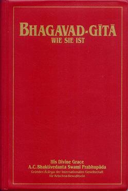 Bhagavad-gītā wie sie ist (Kleinformat-Ausgabe) von Bhaktivedanta Swami Prabhupada,  Abhay Charan