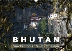 Bhutan – Glücksmomente im Himalaya (Wandkalender 2018 DIN A3 quer) von Bauffold,  Christian