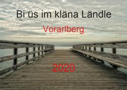 Bi üs im kläna Ländle – Vorarlberg 2020AT-Version (Wandkalender 2020 DIN A2 quer) von Arnold,  Hernegger