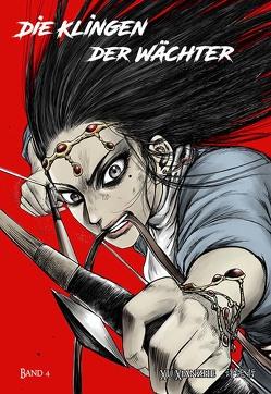 Biaoren – Die Klingen der Wächter – Band 4 von Xu,  Xianzhe