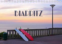 Biarritz (Tischkalender 2019 DIN A5 quer) von Rütten,  Kristina