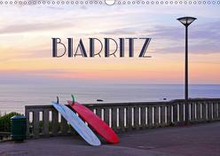 Biarritz (Wandkalender 2019 DIN A3 quer) von Rütten,  Kristina