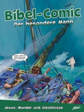 Bibel-Comic – Der besondere Mann von Alex,  Ben, Montero,  José Pérez