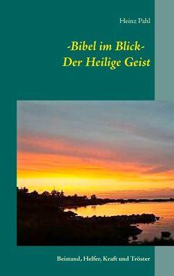 – Bibel im Blick – Der Heilige Geist von Pahl,  Heinz