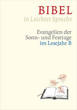 Bibel in Leichter Sprache von Bauer,  Dieter, Ettl,  Claudio, Mels,  Paulis, Raff,  Jürgen