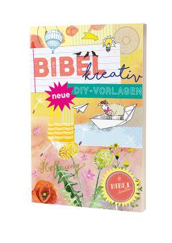 Bibel kreativ Neue DIY-Vorlagen von Stahl,  Anna-Katharina