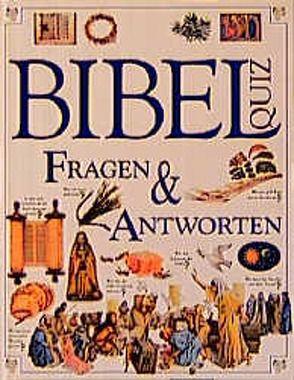 Bibel Quiz von Fels,  Markus