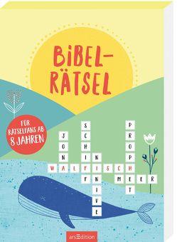 Bibel-Rätsel von Cüppers,  Dorothea, Hesse,  Elke, Meiners,  Franziska
