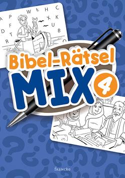 Bibel-Rätsel-Mix 4