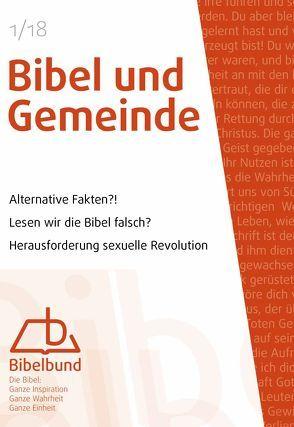 Bibel und Gemeinde von Bibelbund,  e.V.