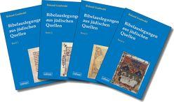 Bibelauslegungen aus jüdischen Quellen von Gradwohl,  Roland