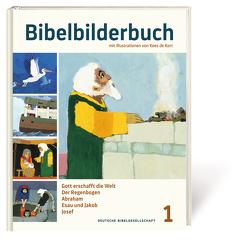 Bibelbilderbuch Band 1 von Haug,  Hellmut, Kort,  Kees de