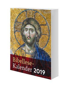 Bibellese-Kalender 2019 von Schönborn,  Christoph