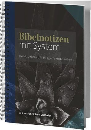Bibelnotizen mit System von Deppe,  Hans-Werner, Pieper,  Sara