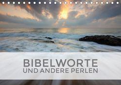 Bibelworte und andere Perlen (Tischkalender 2019 DIN A5 quer)