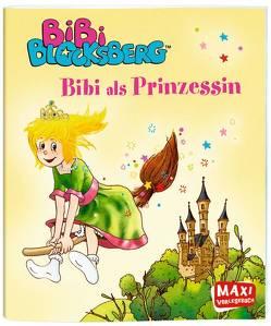 Bibi Blocksberg – Bibi als Prinzessin – Maxi von Karriko,  Helen, Riedl,  Doris