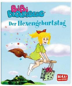 Bibi Blocksberg – Der Hexengeburtstag – Maxi von Karriko,  Helen, Riedl,  Doris