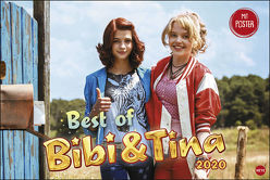Bibi & Tina Broschur XL Kalender 2020 von Heye